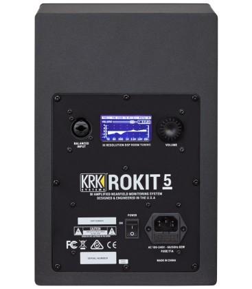 MONITOR DE ESTUDIO KRK ROKIT RP5 G4