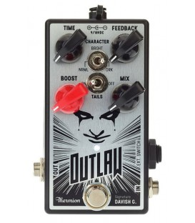 PEDAL BOOSTER/DELAY THERMION OUTLAW