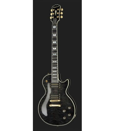 GUITARRA ELECTRICA EPIPHONE PROPHECY LP CUSTOM PLUS GX ME OUTFIT