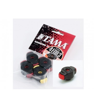 PACK DE 4 TOPES DE FIJACION TAMA QC8B4BY