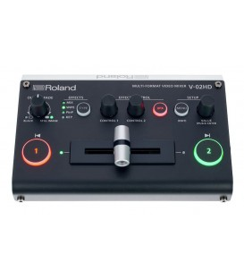 MEZCLADOR DE VIDEO ROLAND V-02HD