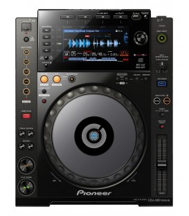 REPRODUCTOR CD CDJ900 NEXUS PIONEER