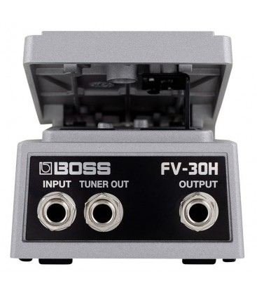 PEDAL DE VOLUMEN DE ALTA IMPEDANCIA BOSS FV-30H