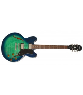 GUITARRA ELECTRICA EPIPHONE DOT DLX FLAME MAP