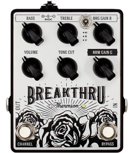 PEDAL DE OVERDRIVE THERMION BREAKTHRU