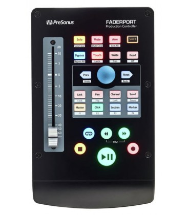 CONTROLADOR DAW MIDI PRESONUS FADERPORT V2