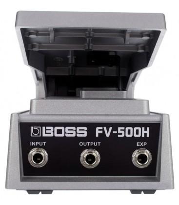 PEDAL DE VOLUMEN PARA GUITARRA Y BAJO BOSS FV-500H