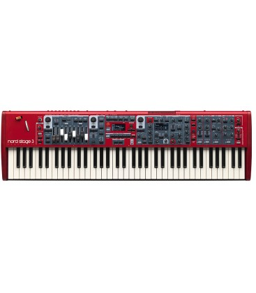 NORD TECHADO STAGE 3 COMPACT 73
