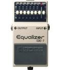 Efectos Guitarra Ecualizadores