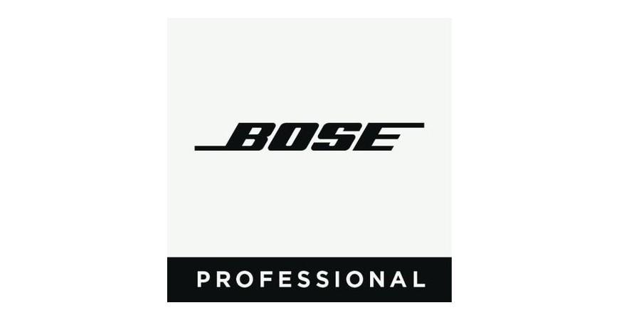 Conoce nuestros productos Bose Profesional